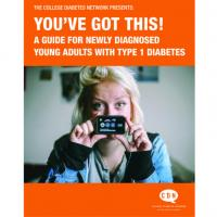 Guide for newly diagnosed cover