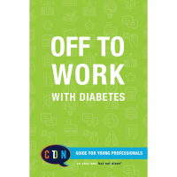 Cover of Off to Work with Diabetes